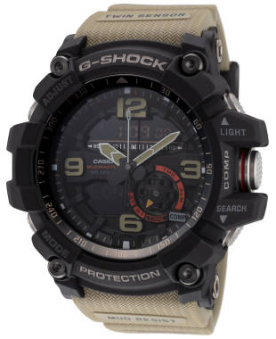 Casio Men's Quartz Watch GG1000-1A5