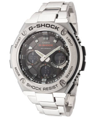 Casio Men's Quartz Watch GSTS110D-1A