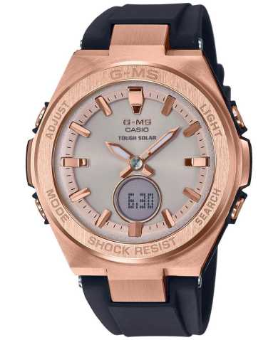 Casio Women's Quartz Solar Watch MSGS200G-1A
