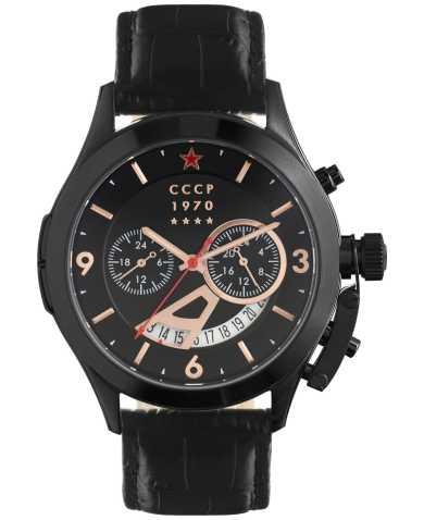 CCCP Men's Quartz Watch CP-7011-06