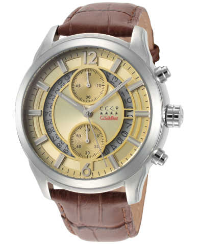 CCCP Men's Quartz Watch CP-7038-05