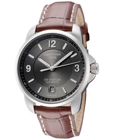 Certina Men's Automatic Watch C0014071608700