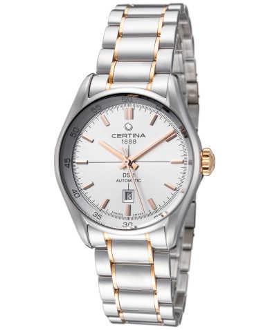 Certina Women's Automatic Watch C0062072203100