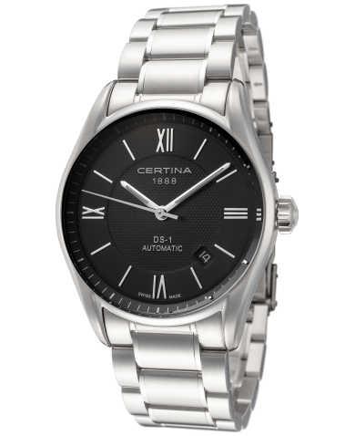 Certina Men's Automatic Watch C0064071105800