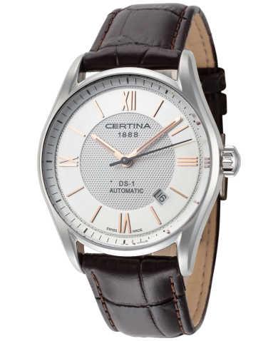 Certina Men's Watch C0064071603801