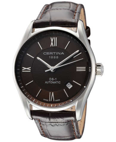 Certina Men's Automatic Watch C0064071629800