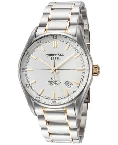 Certina Men's Watch C0064072203100