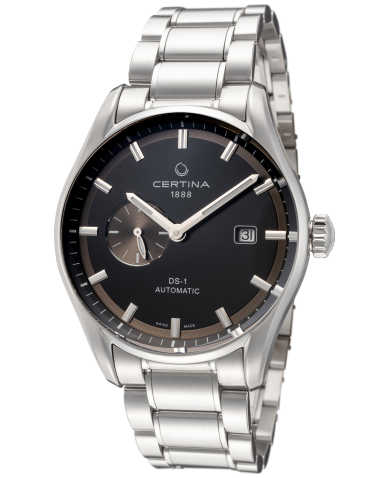 Certina Men's Automatic Watch C0064281105100