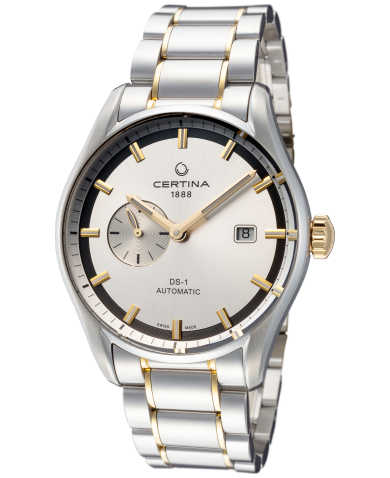 Certina Men's Automatic Watch C0064282203100