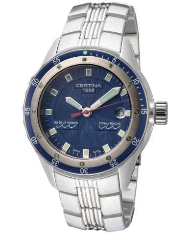 Certina Men's Quartz Watch C0074101104100