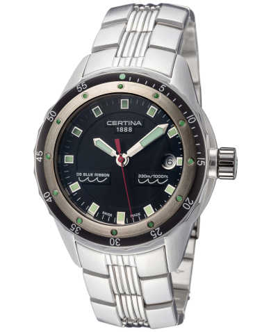Certina Men's Quartz Watch C0074101105100