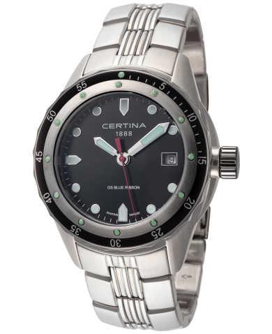 Certina Men's Watch C0074101105101