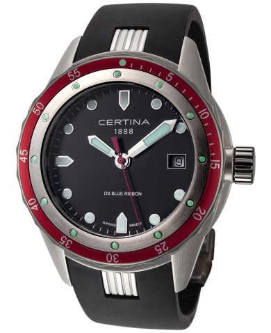 Certina Men's Watch C0074101705101