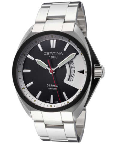 Certina Men's Quartz Watch C0104101105100