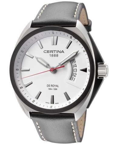 Certina Men's Quartz Watch C0104101603100