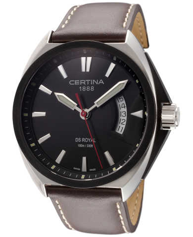 Certina Men's Quartz Watch C0104101605100