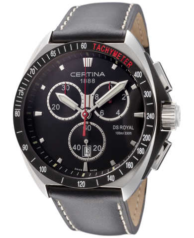 Certina Men's Quartz Watch C0104171605101