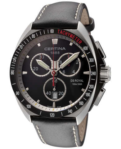 Certina Men's Quartz Watch C0104171605102
