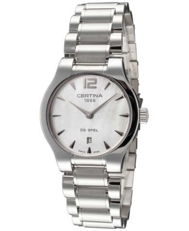 Certina Women's Quartz Watch C0122091111700
