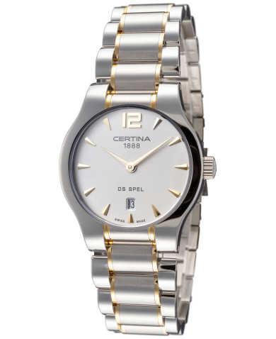 Certina Women's Quartz Watch C0122092203700