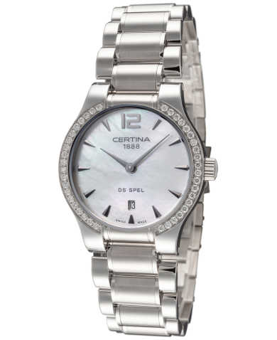 Certina Women's Quartz Watch C0122096111700