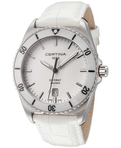 Certina Men's Quartz Watch C0144101601100