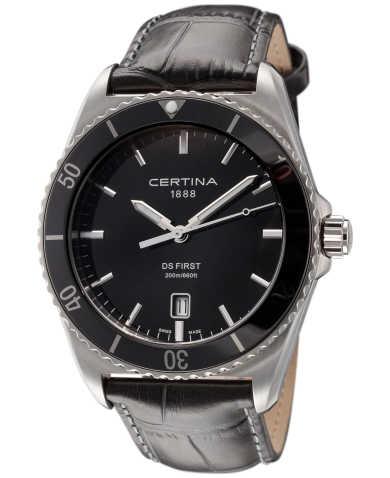 Certina Men's Quartz Watch C0144101605100