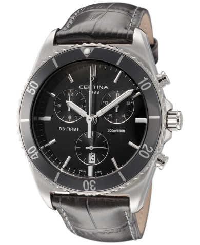 Certina Men's Quartz Watch C0144171605100