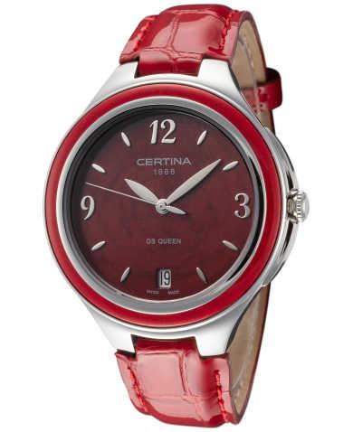 Certina Women's Quartz Watch C0182101642700