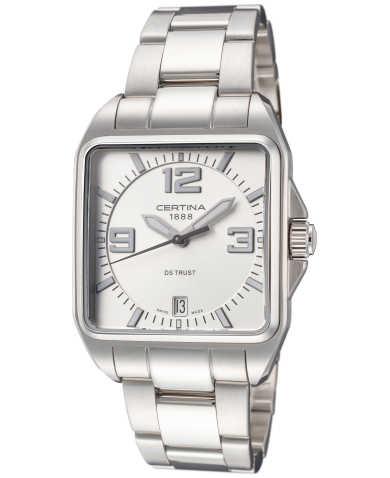Certina Men's Quartz Watch C0195101103700