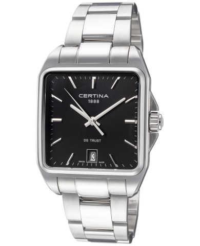 Certina Men's Quartz Watch C0195101105100