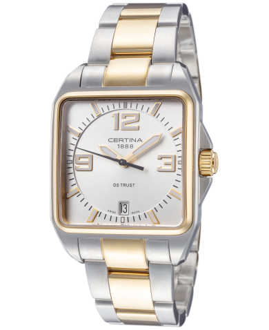 Certina Men's Quartz Watch C0195102203700