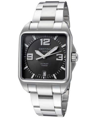 Certina Men's Quartz Watch C0195104408700
