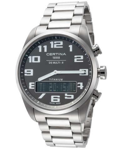 Certina Men's Watch C0204194408201