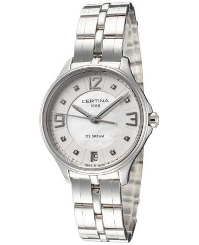 Certina Women's Quartz Watch C0212101111600