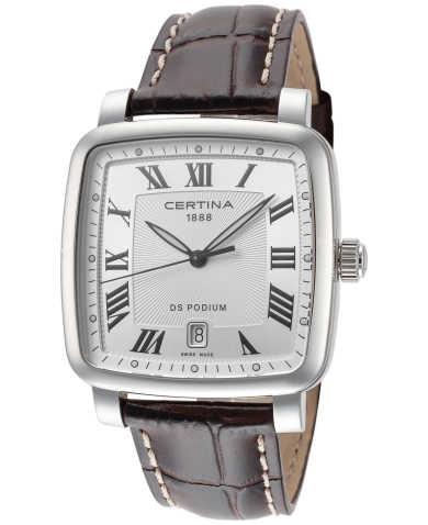Certina Unisex Watch C0255101603301