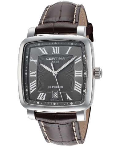 Certina Unisex Watch C0255101608301