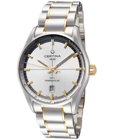 Certina Men's Automatic Watch C0294072203100