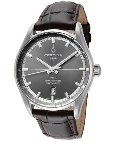 Certina Men's Watch C0294081608100