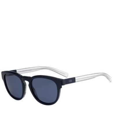Christian Dior Men's Sunglasses BLACK212S-LMX-72
