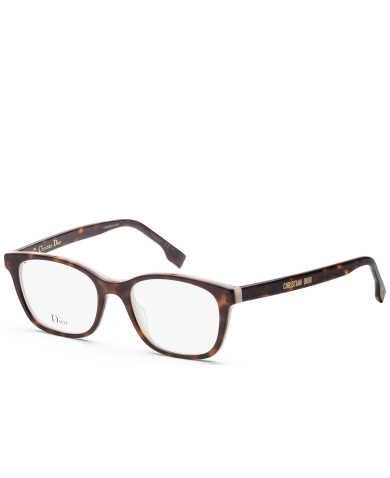 Christian Dior Women's Opticals DIORETOIL2-0C1H-50-18