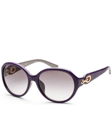Christian Dior Women's Sunglasses DIORISSIMO1-F-N-S-0EWR-58-17