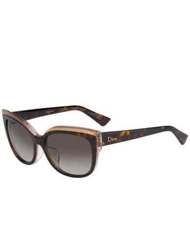 Christian Dior Women's Sunglasses GLISTFS-E59-HA