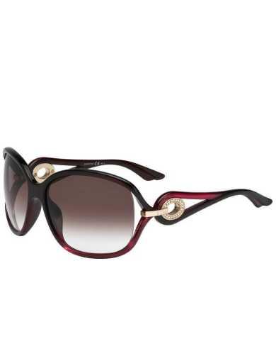 Christian Dior Women's Sunglasses VOLUT2STS-BLQ-FM