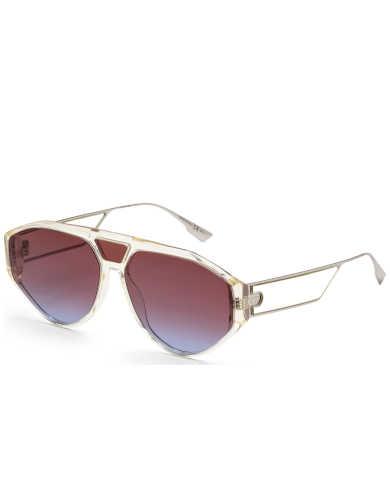 Christian Dior Sunglasses Women's Sunglasses DIORCLAN1S-040G-YB
