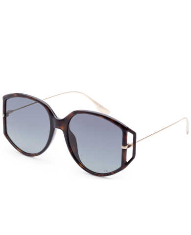 Christian Dior Women's Sunglasses DIORDIRECTION2-0086-1I