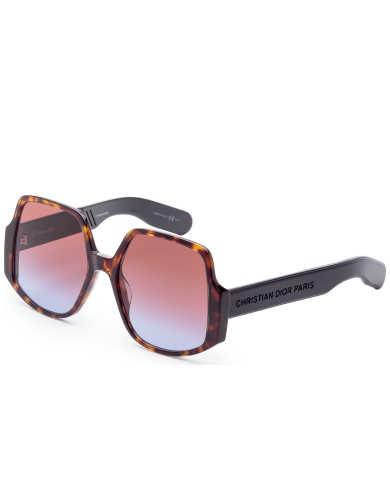Christian Dior Women's Sunglasses DIORINSIDEOUT1-0086-YB