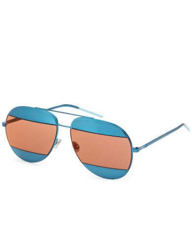 Christian Dior Unisex Sunglasses DIORSPLIT1-0Y4E-59-14