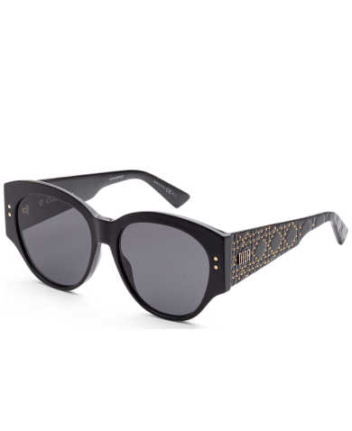 Christian Dior Sunglasses Women's Sunglasses LADY-DIOR-STUDS-2-807-2K