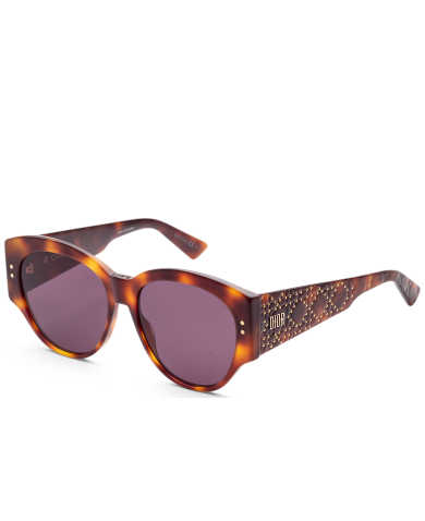 Christian Dior Women's Sunglasses Lady-Dior-Studs-2-086-0D